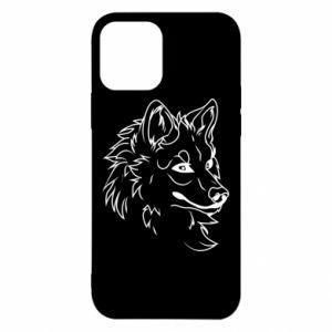 Etui na iPhone 12/12 Pro Wielki zły wilk