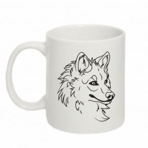 Mug 330ml Big evil wolf