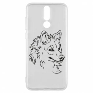Huawei Mate 10 Lite Case Big evil wolf