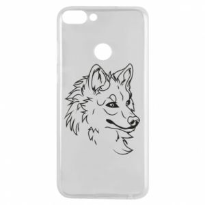 Huawei P Smart Case Big evil wolf