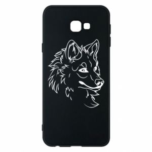 Samsung J4 Plus 2018 Case Big evil wolf