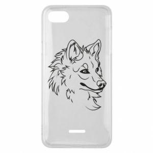 Xiaomi Redmi 6A Case Big evil wolf