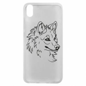 Xiaomi Redmi 7A Case Big evil wolf