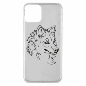 iPhone 11 Case Big evil wolf