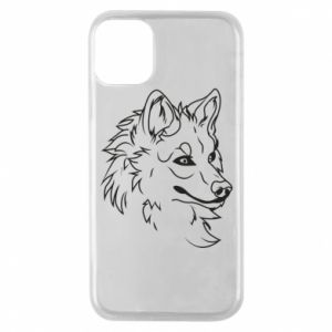 iPhone 11 Pro Case Big evil wolf