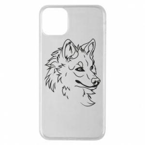 iPhone 11 Pro Max Case Big evil wolf