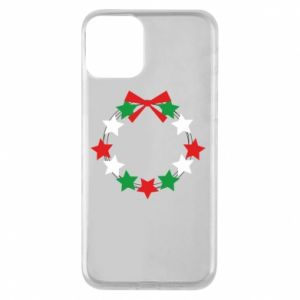 iPhone 11 Case A wreath of stars