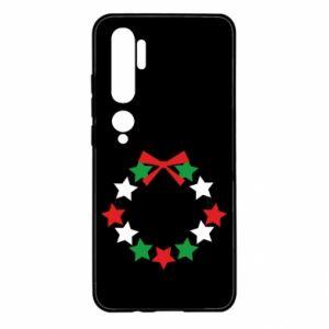 Etui na Xiaomi Mi Note 10 Wieniec gwiazd