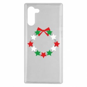 Samsung Note 10 Case A wreath of stars