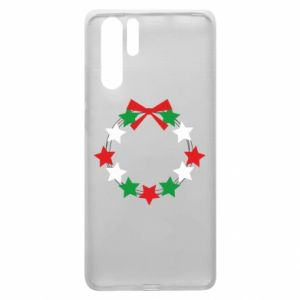 Huawei P30 Pro Case A wreath of stars
