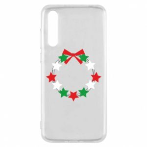 Huawei P20 Pro Case A wreath of stars