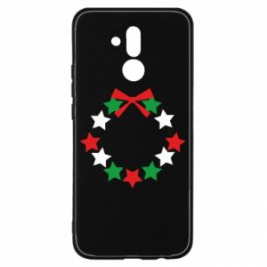 Etui na Huawei Mate 20 Lite Wieniec gwiazd