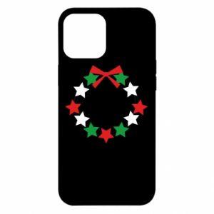 Etui na iPhone 12 Pro Max Wieniec gwiazd