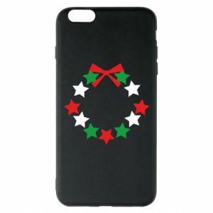 Etui na iPhone 6 Plus/6S Plus Wieniec gwiazd
