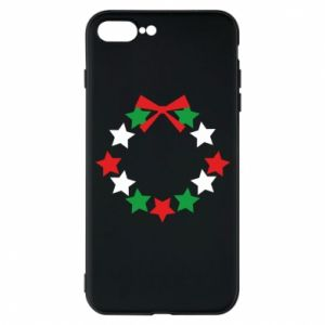 iPhone 7 Plus case A wreath of stars