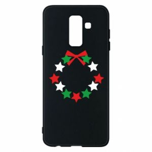 Phone case for Samsung A6+ 2018 A wreath of stars