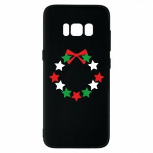 Phone case for Samsung S8 A wreath of stars