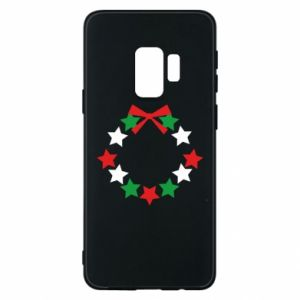 Phone case for Samsung S9 A wreath of stars