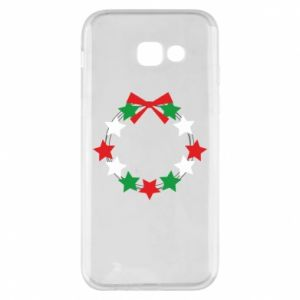 Phone case for Samsung A5 2017 A wreath of stars