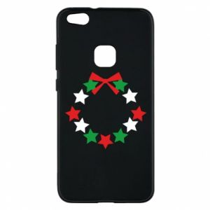 Phone case for Huawei P10 Lite A wreath of stars
