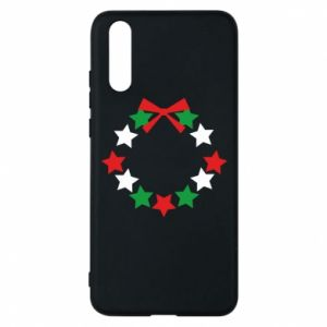 Huawei P20 Case A wreath of stars