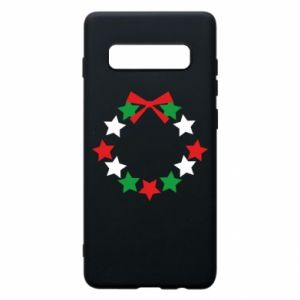 Phone case for Samsung S10+ A wreath of stars