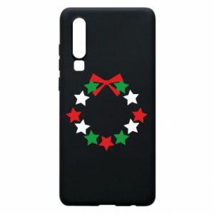 Huawei P30 Case A wreath of stars