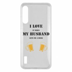 Xiaomi Mi A3 Case Wife and beer