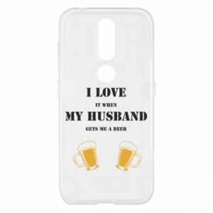 Nokia 4.2 Case Wife and beer