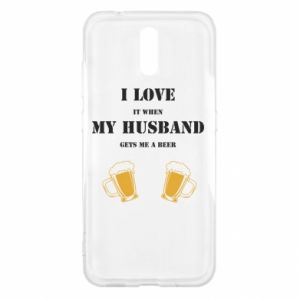 Nokia 2.3 Case Wife and beer