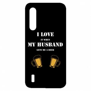 Xiaomi Mi9 Lite Case Wife and beer
