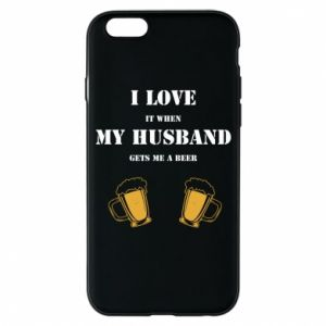 iPhone 6/6S Case Wife and beer