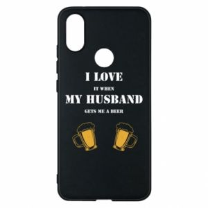 Xiaomi Mi A2 Case Wife and beer
