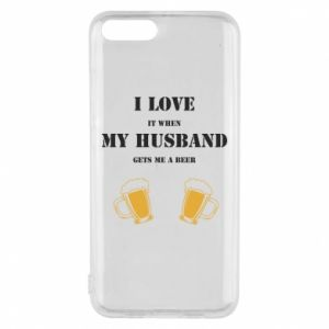 Xiaomi Mi6 Case Wife and beer