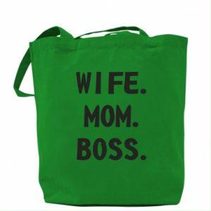 Torba Wife mom boss