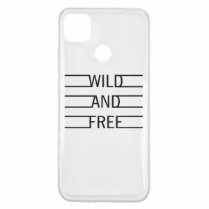 Etui na Xiaomi Redmi 9c Wild and free