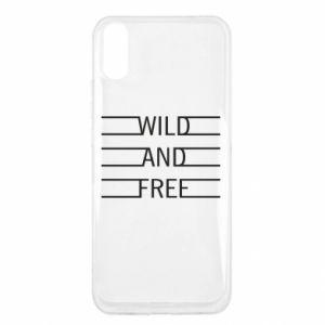 Etui na Xiaomi Redmi 9a Wild and free