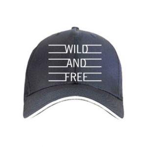Czapka Wild and free