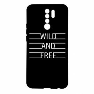 Etui na Xiaomi Redmi 9 Wild and free