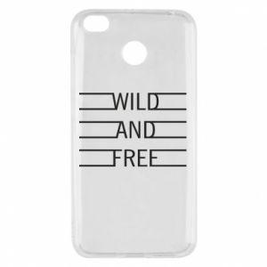 Etui na Xiaomi Redmi 4X Wild and free