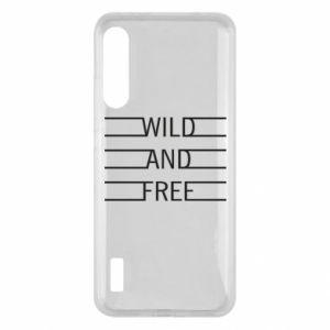 Etui na Xiaomi Mi A3 Wild and free