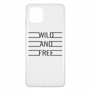 Etui na Samsung Note 10 Lite Wild and free