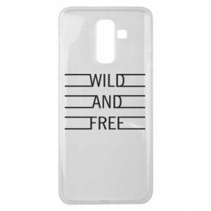 Etui na Samsung J8 2018 Wild and free
