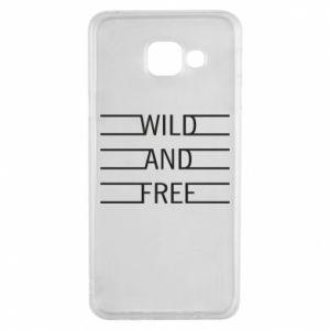Etui na Samsung A3 2016 Wild and free
