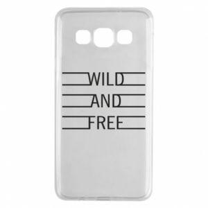 Etui na Samsung A3 2015 Wild and free