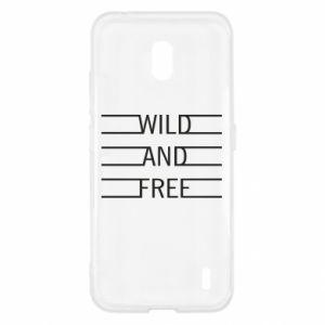 Etui na Nokia 2.2 Wild and free