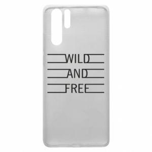 Etui na Huawei P30 Pro Wild and free