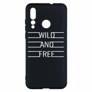 Etui na Huawei Nova 4 Wild and free