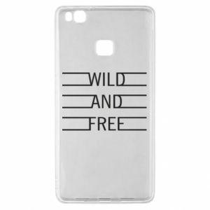 Etui na Huawei P9 Lite Wild and free