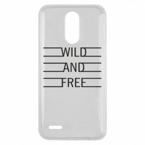 Etui na Lg K10 2017 Wild and free